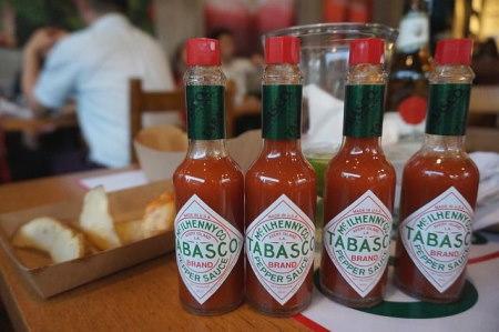 Tabasco paprika
